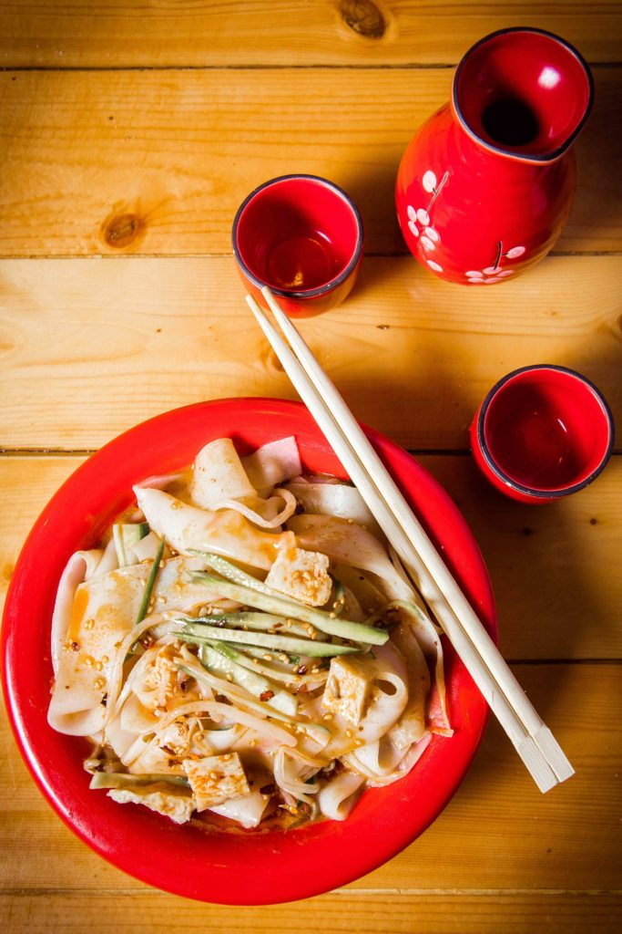 Wheat Starch Noodle